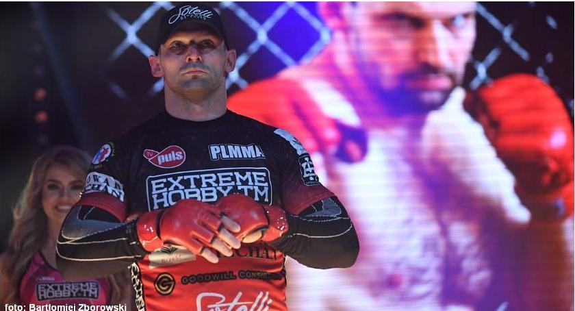 MMA, Kołecki wygrał pierwszej rundzie porażka Bieńkowskiego - zdjęcie, fotografia