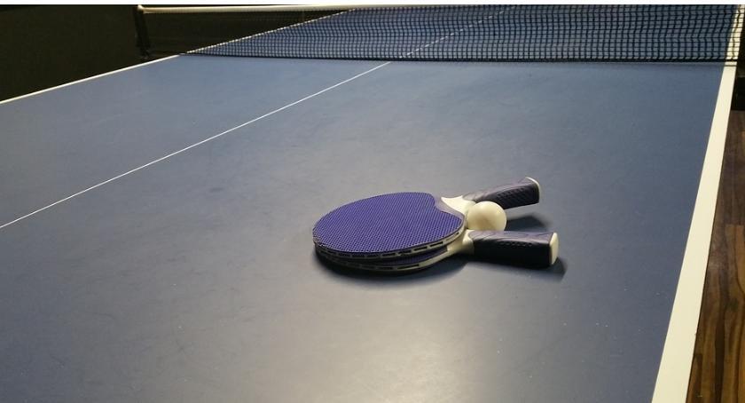 Inne Sporty, Trwają zapisy Noworoczny Turniej Tenisa Stołowego - zdjęcie, fotografia