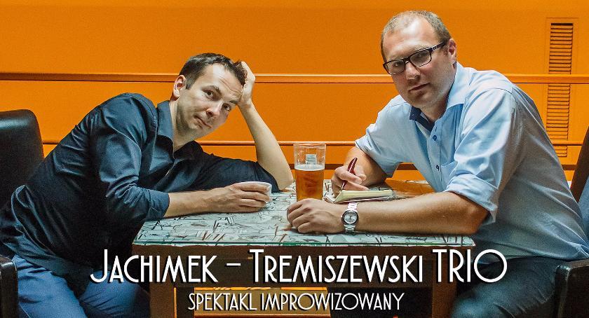 Inne Wydarzenia, Jachimek Tremiszewski czyli kolejny wieczór komedii Zgrzycie - zdjęcie, fotografia