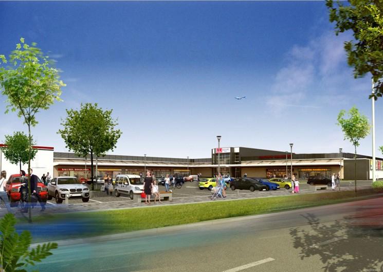 30 listopada 2012 - Otwarcie Centrum Handlowego marcredo Center Ciechanów Ciechanów | ciechanowinaczej.pl