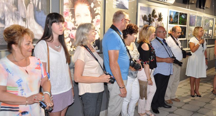 Wystawy, Fotografie ciechanowian wystawie PCKiSz (zdjęcia) - zdjęcie, fotografia