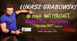 Zumba z Łukaszem Grabowskim w PCKiSz