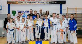 Karatecy walczyli o Puchar Prezydenta Ciechanowa (zdjęcia)