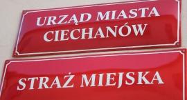 Zmiany w ciechanowskiej Straży Miejskiej. Komendant poprosił o przeniesienie