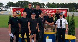 Strażacy z Ciechanowa walczyli w mistrzostwach województwa (zdjęcia)