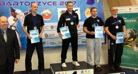 Pięć medali ciechanowian w zawodach Grand Prix Polski