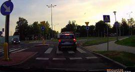 Tak jeździli strażnicy miejscy z Ciechanowa. Sprawą zajęła się policja (wideo)