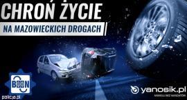 Aplikacja ostrzeże kierowców o niebezpiecznych drogach na Mazowszu
