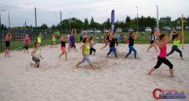 Na zamkowe błonia wracają zajęcia Fitness na Plaży