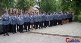 Policjanci z Ciechanowa obchodzą swoje święto