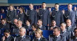 Święto Policji w Ciechanowie z awansami i nagrodami (wideo/zdjęcia)