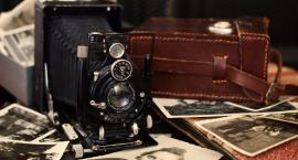Fotografie i zabytkowe aparaty w ciechanowskim muzeum