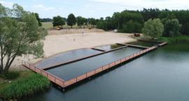 Około 35 tysięcy osób odwiedziło w wakacje basen odkryty i kąpielisko Krubin