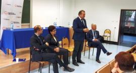 Gorąca dyskusja na spotkaniu z parlamentarzystami PO w Ciechanowie (wideo)