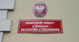Jacek Zawiśliński nie pełni już obowiązków dyrektora ciechanowskiej delegatury Kuratorium Oświaty