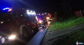 Podpalenie przyczyną pożaru w Glinojecku?