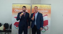 Szymon Kołecki odebrał olimpijskie złoto