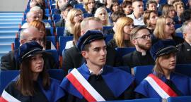 PWSZ w Ciechanowie zainaugurowała rekordowy rok akademicki (wideo/zdjęcia)