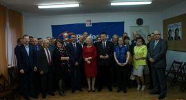 Platforma Obywatelska - nowe otwarcie w Ciechanowie (zdjęcia)