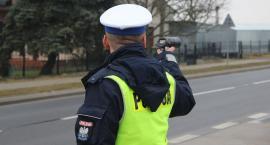 Znicz w pow. ciechanowskim: Blisko 100 mandatów, kolizje i zatrzymane prawa jazdy