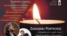 Poezja na Zaduszki w Opinogórze