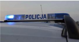 Policyjny pościg w gm. Glinojeck. Nietrzeźwy kierowca nie zatrzymał się do kontroli