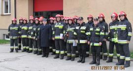 Strażacy z Ciechanowa nagrodzeni przez Komendanta Głównego (zdjęcia)