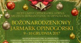 Przed nami Bożonarodzeniowy Jarmark Opinogórski