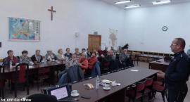Policjanci spotkali się z seniorami z Sońska i Opinogóry Górnej (zdjęcia)