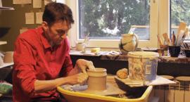 Ceramika z Ciechanowa? Rodzinna wytwórnia zaprasza (wideo/zdjęcia)