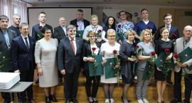 Dyplomy uznania dla pracowników szpitala w Ciechanowie (zdjęcia)