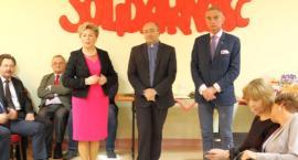 Spotkanie opłatkowe Prawa i Sprawiedliwości w Ciechanowie (zdjęcia)