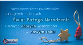 Najlepsze życzenia świąteczne dla naszych Czytelników