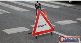 BMW zderzyło się z Oplem w Ciechanowie. Sprawcą nastolatek