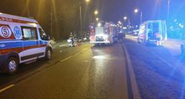 Z ostatniej chwili: wypadek na ul. Tatarskiej