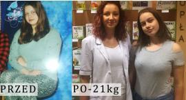 Zacznij Nowy Rok jak Klaudia Kocięcka z Ciechanowa, czyli o 21 kilogramów mniej!