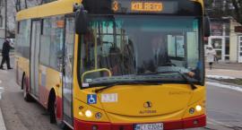 Miejskie autobusy w Sylwestra i Nowy Rok