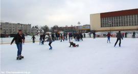 Miejskie lodowisko czynne w Sylwestra i Nowy Rok
