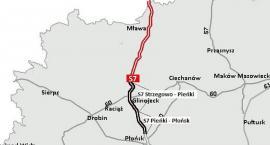 Podpisano umowę na budowę odcinka S7, biegnącego przez pow. ciechanowski