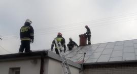 Pięć podobnych pożarów w powiecie ciechanowskim
