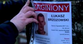 W programie Ktokolwiek widział, ktokolwiek wie o szczegółach zaginięcia Łukasza Brzozowskiego