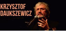 Scena Zaułek  Wojtka Gęsickiego. Gościem Krzysztof Daukszewicz