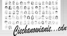 """Wernisaż wystawy """"Ciechanowianie"""" Marka Zalewskiego w COEK STUDIO"""