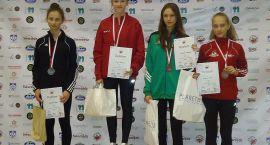 Łucja Oleszczuk Mistrzynią Polski Juniorów w taekwondo!