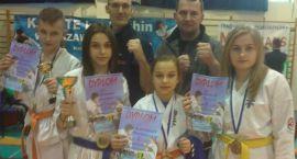 Cztery medale karateków z Ciechanowa na Mistrzostwach Mazowsza