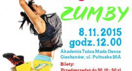 W Ciechanowie odbędzie się Maraton Zumby. Ruszyły zapisy