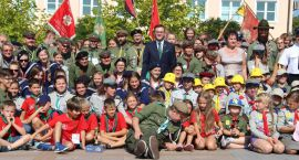 Aktualności Święto harcerzy w Ciechanowie. Za nami XXV Dni Chorągwi Mazowieckiej (wideo/zdjęcia)