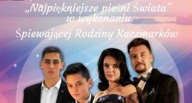 Najpiękniejsze pieśni świata - koncert sylwestrowy w Ciechanowie