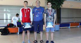 Pływacy Orki Ciechanów medalistami mistrzostw Polski juniorów (zdjęcia)