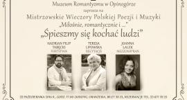 Imprezy Teresa Lipowska gościem Mistrzowskiego Wieczoru w Opinogórze. Przybliży twórczość ks. Twardowskiego